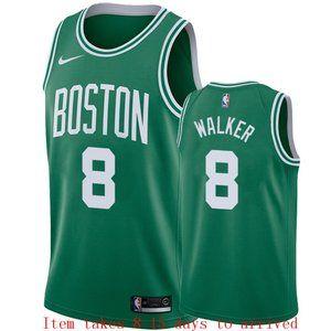 Boston Celtics Kemba Walker Green Jersey